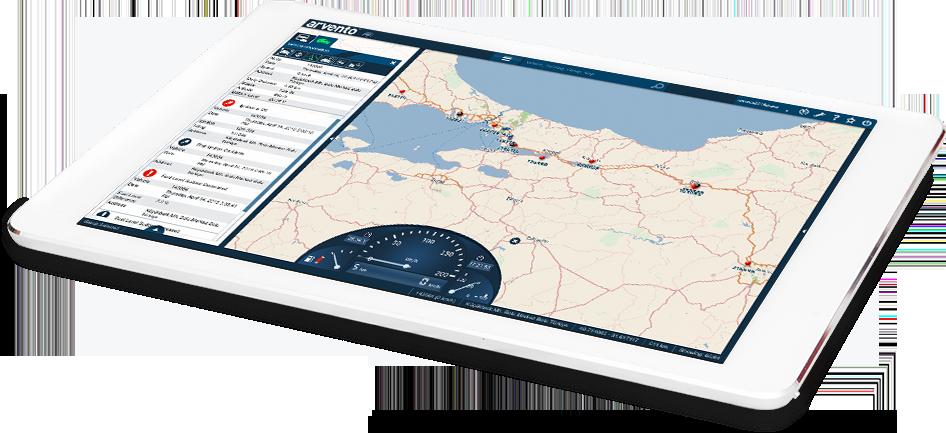 harita animate - GPS Fahrzeugortung | Easytrack