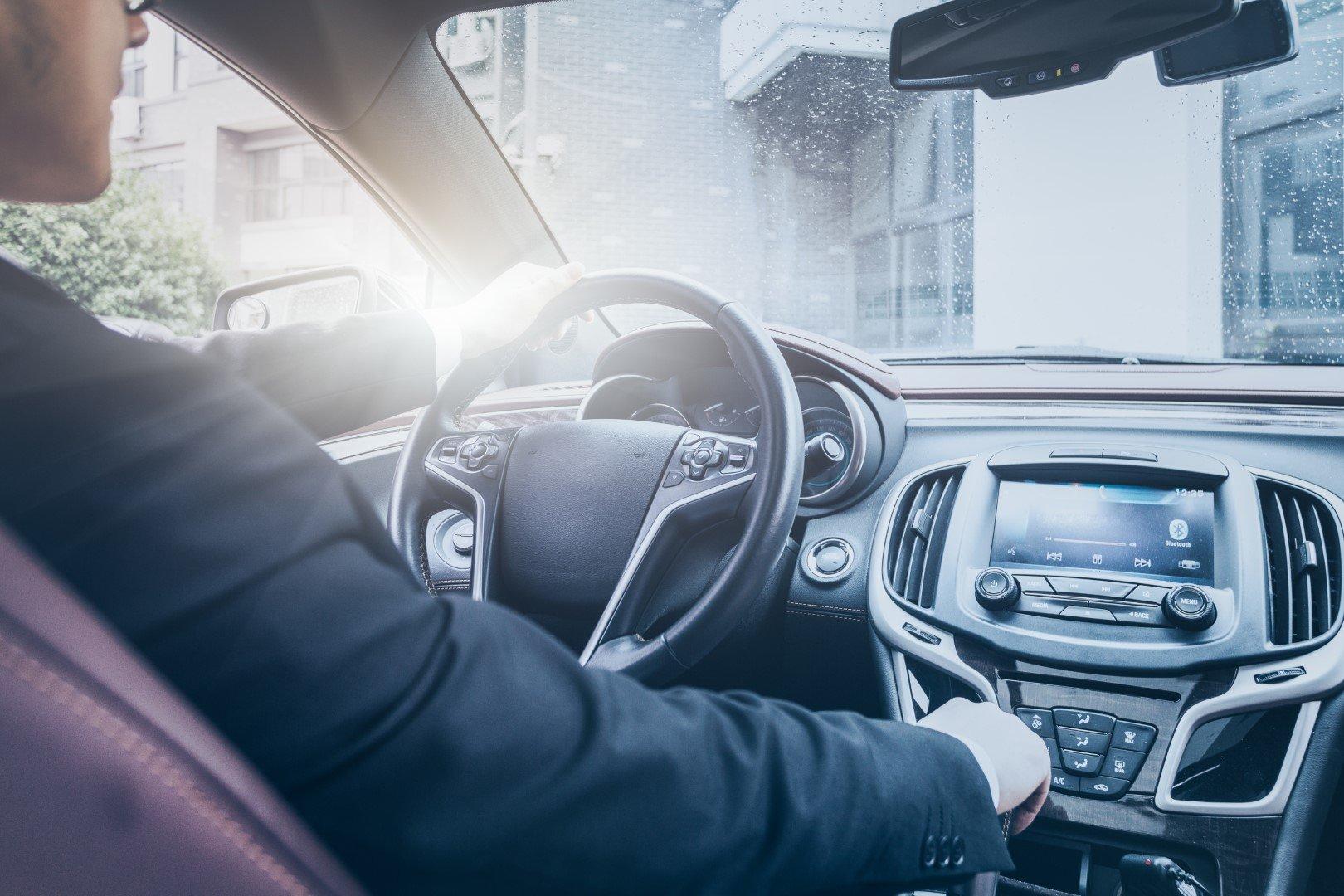 1345 Groß - Fahrer und Fahrzeugsicherheit