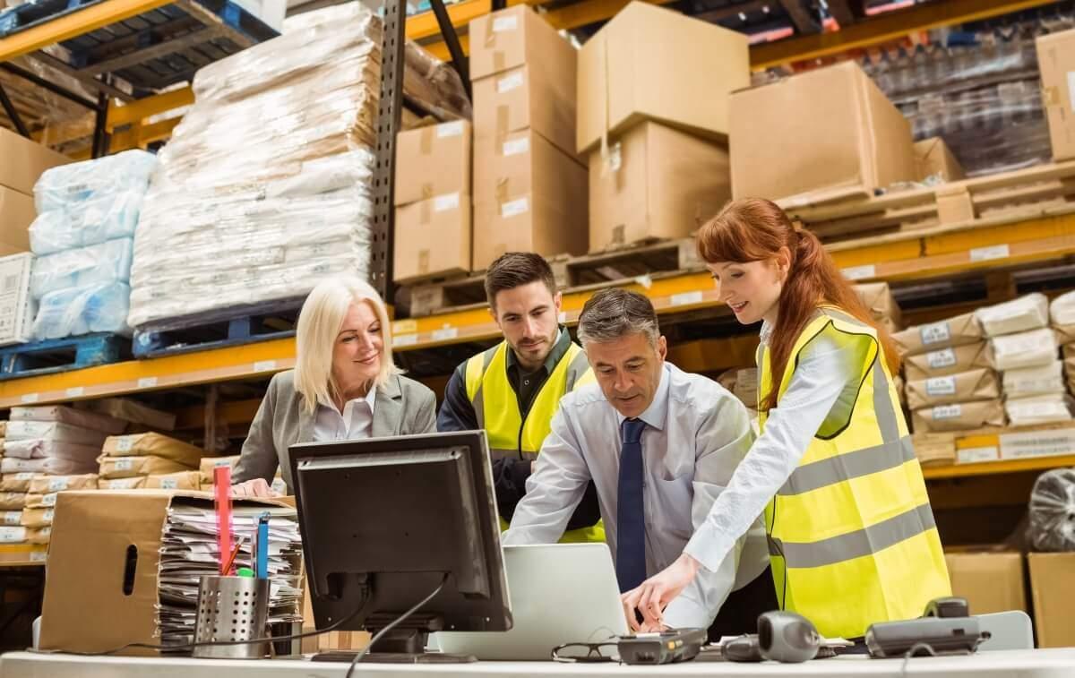 Die Logistikbranche und das Internet - Die Logistikbranche im Internet